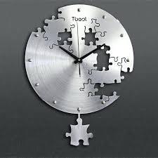 abstract wall clocks image of silver wall clock art abstract art wall clocks