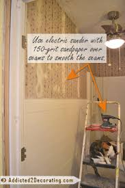 removing wallpaper border bathroom makeover day 9 how to remove wallpaper without actually