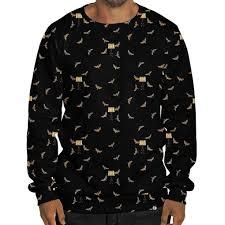 Moth Loves Lamp Sweatshirt