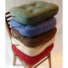 imposing fine non slip chair pads 87 oversized dining room chair cushions full size of