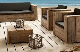 furniture made from wooden pallets. Reclaimed Wooden Pallet Furniture Chairs Made From Pallets