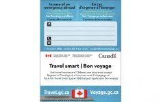 Printableas Travel Checklist Template Pre International Abroad Pdf