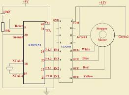 stepper motor control units using atmega avr microcontroller stepper motor control using ic