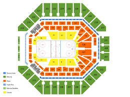 San Antonio Rampage Tickets At At T Center On March 21 2020 At 7 00 Pm