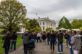 white house garden tour april 25 2016 john loggins