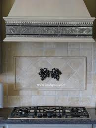 kitchen g decorative tile inserts and onlays kitchen backsplash with 2 borderless vienna g accents
