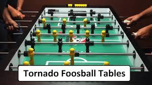 top tornado foosball tables review