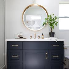 Bathroom Light Fixtures Above Mirror How High To Place Your Bathroom Fixtures Inspired To Style