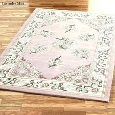 pink oval rug braided rugs throw decorating small area