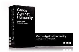 cards against humanity track info