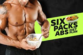 6 Pack Abs Diet Plan Chart