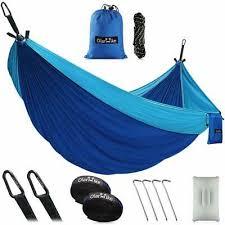 Olarhike Single Double <b>Camping Hammock</b>, <b>Lightweight Portable</b> ...