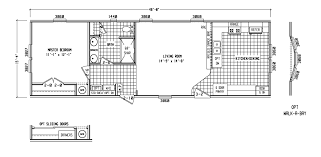 Legacy 166822B  2 Bed 2 Bath Single Wide Mobile Home For SaleLegacy Mobile Home Floor Plans