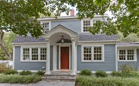 Concord Traditional Exterior Boston by Light House Design