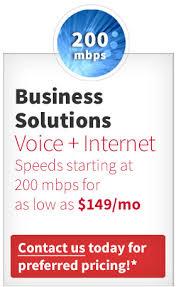 Fasttrack High Speed Internet And Voice On Fiber Backbone