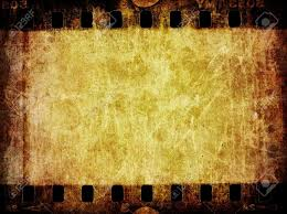 A Distressed Grunge Background Texture Of An Old Slice Of Film