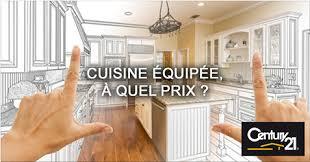 Quel Est Le Prix Dune Cuisine équipée Tour Dhorizon Des