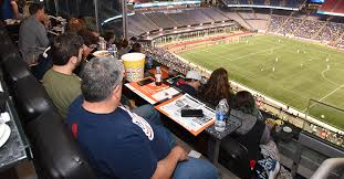 Gillette Stadium Seating Chart Revolution Corporate Hospitality New England Revolution