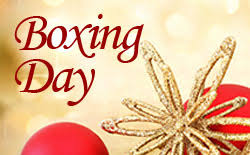 Image result for boxing day