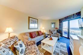 Sand Dunes Resort 1204 3 BR, 2BA Condo: Ocean View, 12th Floor,  Re Decorated! Beautiful!