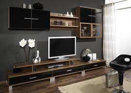 Design Under Interior With  Unit Led Tv Wall