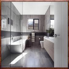 Badezimmer Grau Beige Wohndesign