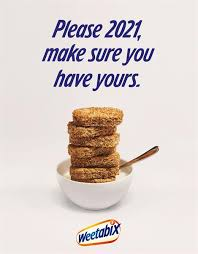 1,125 weetabix products are offered for sale by suppliers on alibaba.com, of which other snack machines there are 16 suppliers who sells weetabix on alibaba.com, mainly located in asia. Weetabix A Bowlful Of Hope By Bbh Campaign Us