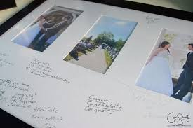 are you planning a wedding and thinking of having a wedding guest book alternative this