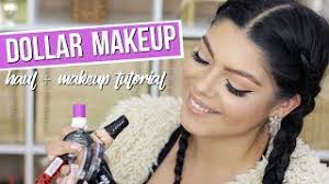 1 makeup haul first impressions review and makeup tutorial sccastaneda