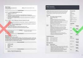 Simple Easy Resume Templates With Handwritten Resume Templates