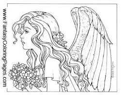 Pin By Alisha Marie On Inspireing Angel Coloring Pages Coloring