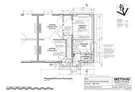 example house extension plans design electrical plan shed dormer examples example of a plot plan