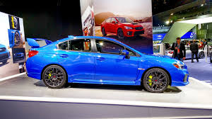 2018 subaru sti black. exellent subaru new 2018 subaru wrx sti picture 702502 car review top speed and subaru sti black