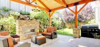 a patio is an outdoor space generally used for recreational and dining purposes that adjoins a residence and is generally paved the term patio comes from