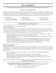 Sample Resume For Experienced System Administrator