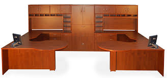 double office desk. Attractive Modular Concepts Double Station Office Desk Podanys In