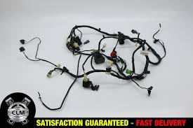 08 12 kawasaki ninja 250r ex250j main engine wiring harness motor