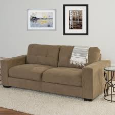 chenille fabric sofa. Interesting Sofa Brown Chenille Fabric Sofa  Club Inside