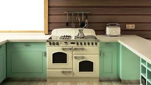 apartment kitchen decorating ideas. Wonderful Kitchen Old Kitchen With Mint Green Cabinets On Apartment Kitchen Decorating Ideas R