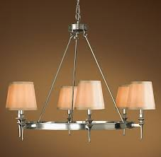 restoration hardware chandelier. Get The Look With Restoration Hardware Riley Chandelier ($725). E