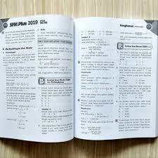 .bahasa indonesia sd mi tahun 2020 dan kunci jawaban ini berbentuk pilihan ganda dengan empat alternatif jawaban dan dilengkapi kunci terlebih lagi kemampuan dalam meyerap semua materi pelajaran cukup menggembirakan. Kunci Jawaban Spm Plus 2020 Kelas 6 Matematika Paket 5 Ilmusosial Id