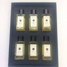 jo malone other jo malone bath oil collection set of six
