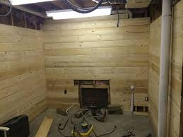 Guy Built The Coolest Man Cave For Only  Youd Think He Spent - Unfinished basement man cave ideas