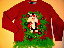 diy funny ugly sweater
