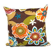 Spring Outdoor Throw Pillows Cozy and Trendy Outdoor Throw
