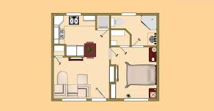 400sft house plan elegant small house plans under 500 square feet