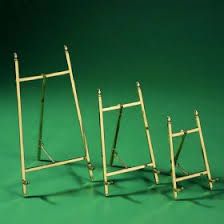 Painting Display Stands Solid Brass Frames Dauphin Acrylic Design Display Specialists 28