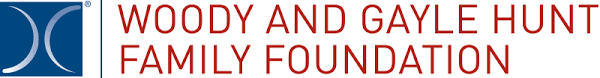 Woody and Gayle Hunt Family Foundation | Home