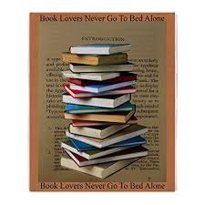 Book Lovers Throw Blanket