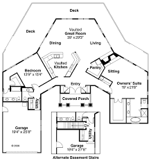 awesome odd shaped house plans cool octagon style at coolhouseplans com